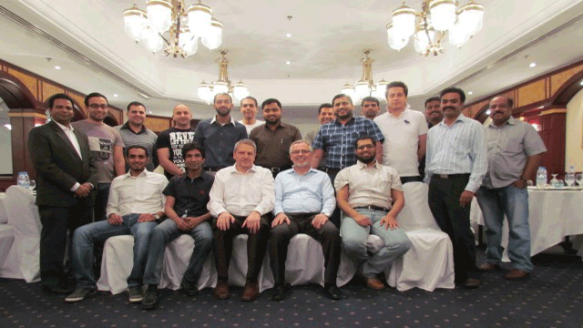 TSC Annual Partner Meeting in Dubai 2013